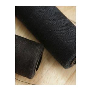 【糸】ポータブルミシン糸 350m(ブラック)|nesshome
