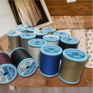 【糸】BASIC シャッペスパン/普通地用ミシン糸/60番手/200m/フジックス|nesshome
