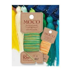 【糸】フジックス・手縫いステッチ糸MOCOグラデーション・モコカラー20色)|nesshome