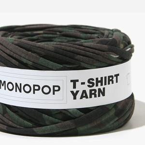 【価格改定 値下げしました】【Tシャツヤーン】ミリタリー/モノポップMONOPOPTシャツ ヤーン|nesshome|02