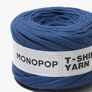 あす楽 【Tシャツヤーン】デニムライトスパンデックス/【 MONOPOP モノポップ ズパゲッティスタイル 手芸 編み物 手作り 】手芸 材料 通販|nesshome