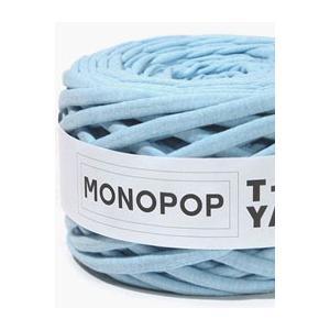 【価格改定!値下げしました】【Tシャツヤーン】スカイブルー(SKY BLUE MUji)モノポップMONOPOPTシャツ ヤーン|nesshome