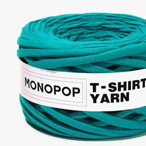 【ニューアイテム!SALE!!特別価格】【Tシャツヤーン】Green BlueモノポップMONOPOPTシャツヤーン|nesshome