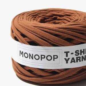 【Tシャツヤーン】CAMEL MujiモノポップMONOPOPTシャツヤーン【 編み物 手芸 】|nesshome