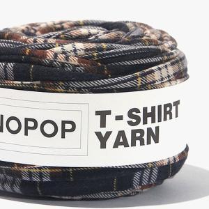 【Tシャツヤーン】ネイビータータンチェックモノポップMONOPOPTシャツヤーン【ニューアイテム!SALE!!特別価格】|nesshome|03