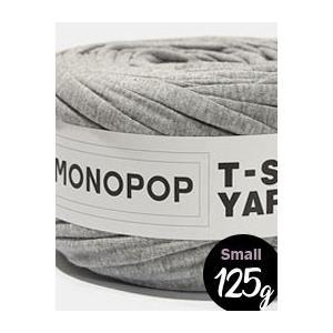 【Tシャツヤーン】Smallグレイ(GRAY MUji)モノポップMONOPOPTシャツヤーン|nesshome