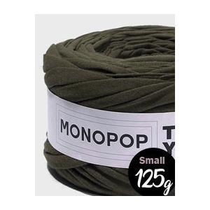 【Tシャツヤーン】Smallダークカーキ(DARK KHAKI MUji)モノポップMONOPOPTシャツヤーン|nesshome