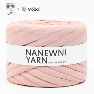 ( Tシャツヤーン )Pale Pink Muji ナニューニヤーン(NANEWNI YARN)|nesshome