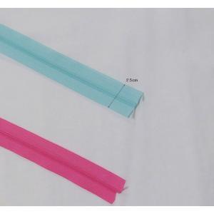 【パーツ】パステルオーダーカット3号樹脂ファスナー90cm (10color)|nesshome|05