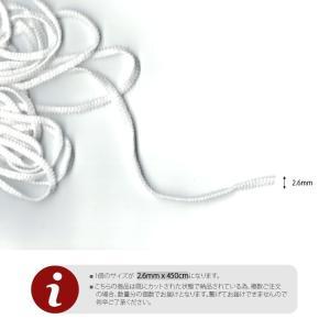 (マスクひも )痛くないマスク紐 【 商用利用可 】【 手作りマスク 大特集 】 nesshome 02