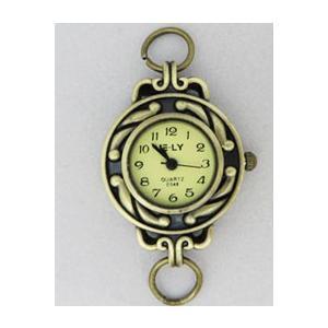 【雑貨】ヴィンテージマヤ(Maya)時計のキット/ヴィンテージブレスレットタイプ|nesshome