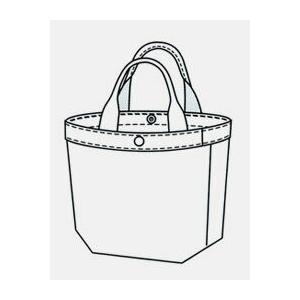 【型紙】Tote bag setナイロントートバッグセット (HMP-09)|nesshome