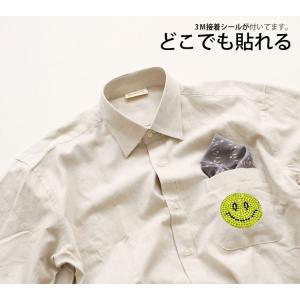 【デコシール】スマイルデコシール(ホットフィックス)【スマホ デコ シール キラキラ 手作り 手芸 】|nesshome|05