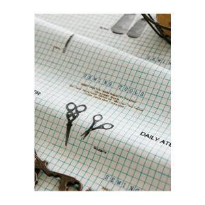 【生地 布 パターンデザイン】【カバー類やカーテンに!】【コットン】ソーイングイラストパターン|nesshome|02