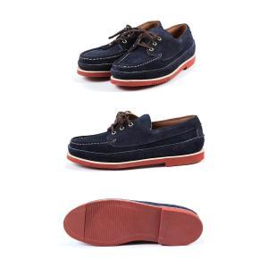 Russell Moccasin RB Boat Shoe Oro Legacy[Eワイズ] ラッセルモカシン ボートシューズ ブーツ 革靴 短靴 モカシン nest001 02