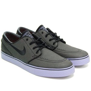 NIKE SB STEFAN JANOSKI LEATHER 616490-005 Black/Black-Iron Purple ナイキ ステファンジャノスキー|nest001