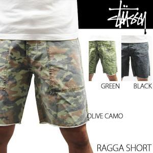 STUSSY ショートパンツ RAGGA SHORT 012470 ステューシー|nest001