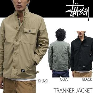 STUSSY N-3Bジャケット Tranker Jacket 150139 ステューシー|nest001