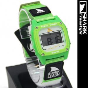 Freestyle SHARK LEASH SL Green 102240 フリースタイル シャーク リーシュ 腕時計|nest001