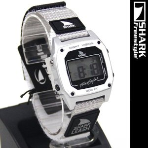 Freestyle SHARK LEASH SL Grey 102241 フリースタイル シャーク リーシュ 腕時計|nest001
