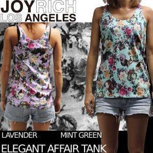 【SALE!!】JOYRICH タンクトップ Elegant Affair Tank F1220TK ジョイリッチ■AP_10off[DM便送料無料!!] nest001