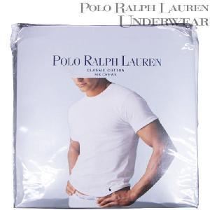 POLO RALPH LAUREN 無地T クルーネックTシャツ6枚組 6 Crews PL81 ポロ ラルフローレン|nest001