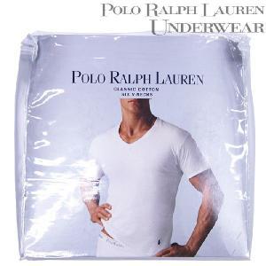 POLO RALPH LAUREN 無地T VネックTシャツ6枚組 6 V-Necks PL82 ポロ ラルフローレン|nest001