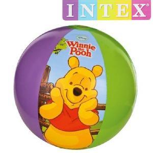 INTEX プーさん ビーチボール ME-7608 58025NP インテックス|nest001