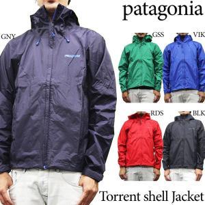 Patagonia M'S Torrentshell JACKET 83801 パタゴニア トレントシェルジャケット マウンテンパーカー ナイロン|nest001
