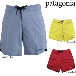 Patagonia M's Cotton Minimalist Wavefarer Board Shorts - 17 in. 86575 パタゴニア ボードショーツ 水着 海パン[DM便送料無料!!]|nest001