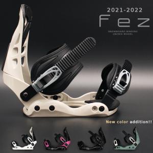 【再々販】 FEZ BINDING ビンディング スノーボード