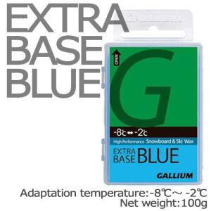 GALLIUM EXTRA BASE BLUE SW-202...