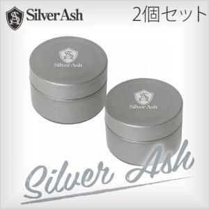 2個セット シルバーアッシュ80g SilverAsh 銀髪ワックス カラーリング剤 おしゃれ染め
