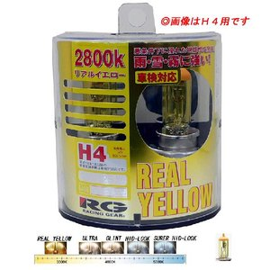 RG REAL YELLOW 2800K H3|net-buhinkan