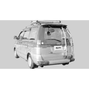 ■TUFREQ リアラダータウンエースバン CR52V/KR41V/KR42V 標準ルーフ用|net-buhinkan