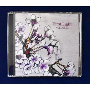 音楽CD「First Light」 POWER OF TREE  制作の一環で自ら手掛けた音楽作品!