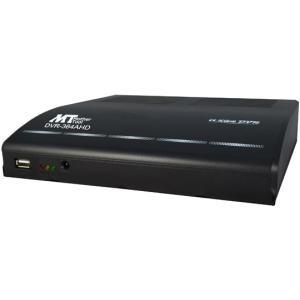 マザーツール DVR-364AHD 4chハードディスクAHDレコーダー 2TB 送料無料