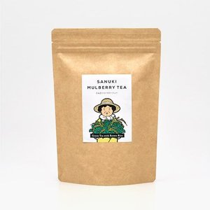 さぬきマルベリーティー(桑の葉茶)【玄米入り】お徳用タイプ|net-olivepharmacy
