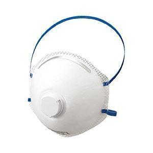 クレシア クリーンガードM10 DS2 レスピレーターマスク バルブ付き 10枚入|net-plaza