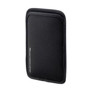 (まとめ)サンワサプライ タブレットスリップインケース PDA-TABS7〔×2セット〕