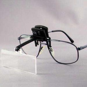 エッシェンバッハ ラボ・シリーズ ラボ・クリップ クリップ+レンズ1枚セット 両眼レンズ|net-plaza