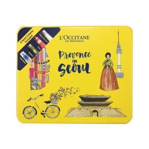 (外箱不良)L'OCCITANE / ロクシタン デスティネーション ハンドクリームセット (ソウル) ( ハンドクリーム )|net-pumpkin