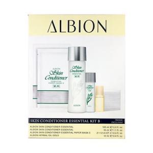 アルビオンの薬用スキンコンディショナー エッセンシャル キット Bバージョン。 【ブランド】 ALB...