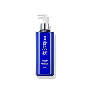 コーセー 雪肌精 薬用雪肌精 エンリッチ ディスペンサー付ボトル スーパービッグサイズ 500ml  化粧水|net-pumpkin
