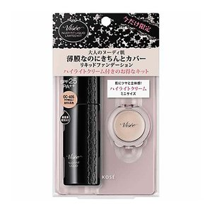 Visee(ヴィセ) リシェ ヌーディフィット リキッド キットII #OC-405 (限定) [ メイクアップキット ](新入荷12)(2019秋・冬)|net-pumpkin