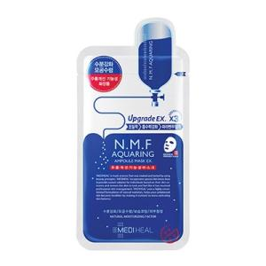 MEDIHEAL(メディヒール ) N.M.F アクアリング アンプルマスク EX (1枚) ( マスク )|net-pumpkin
