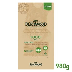 BLACKWOOD(ブラックウッド)1000 980g(チキン)