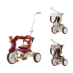 M&M<mimi> iimo TRICYCLE #02<イーモトライシクル> 折りたたみ三輪車 3カラー 1062-mam [bike]|net-shibuya