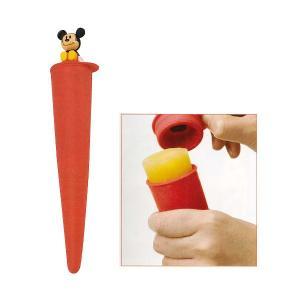 <ミッキーマウス> シリコンアイススティック型 【Disneyzone】|net-shibuya