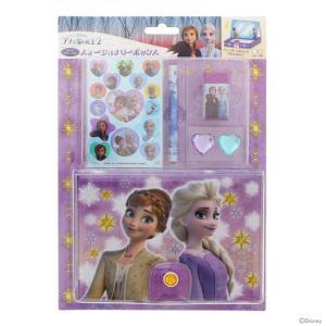 ディズニー アナと雪の女王2 ハートミラーつき!ステーショナリーボックス 4901771307069